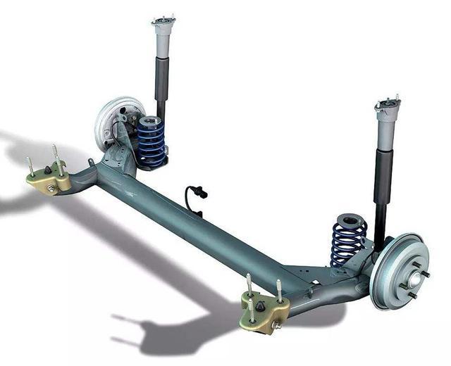 多连杆独立悬挂和扭力梁式后悬挂哪个更强?