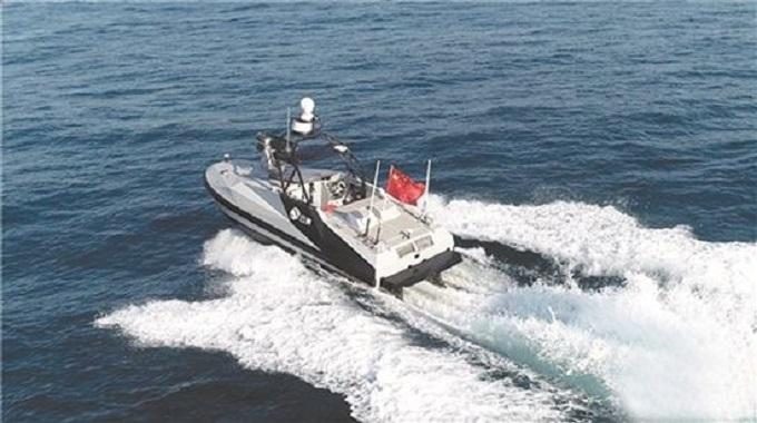 比航母还危险,中国又一海上杀器震撼问世,厂家:西方有图也没用