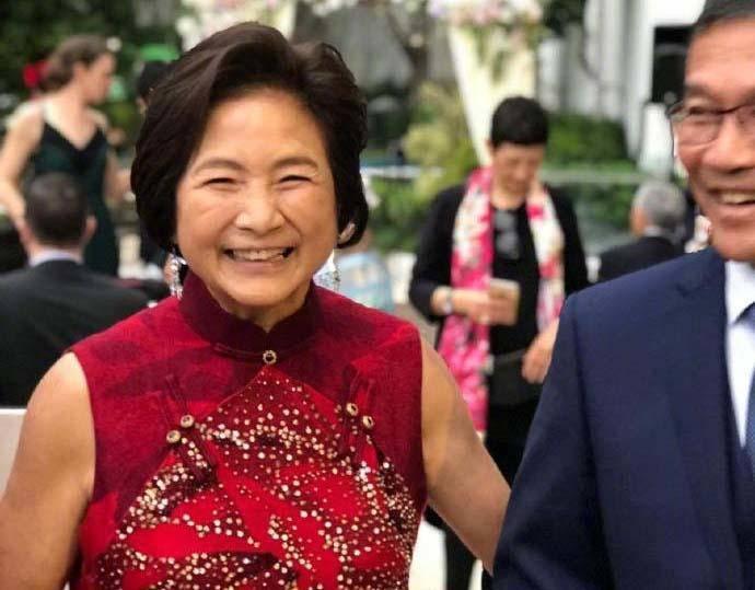 与杨紫琼同为武侠影后,巅峰息影让成龙惋惜,复出后只能演奶奶?
