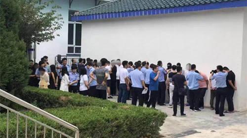 宝坻警方打掉跨省电信诈骗团伙27个 天津