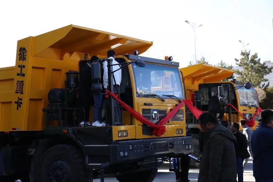 法士特为宽体矿用车提供动力传输保障