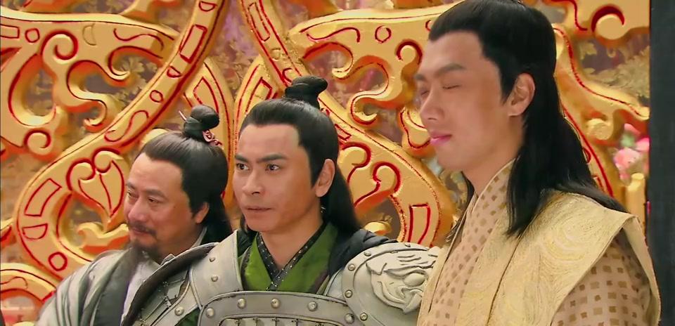 隋唐英雄:混世魔王找到黄金万两,秦王竟给他赏赐一箱