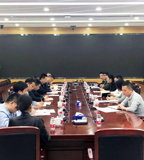 螞蟻搬遷 公司益鏈科技出席廣東省委網信辦深圳調研組座談會