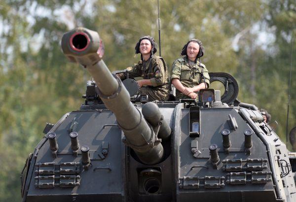 """英智库:英军火力逊于俄军 或被""""全面压制"""""""
