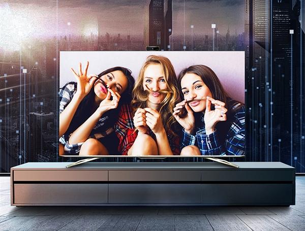 """海信社交电视S7正式发布:八大功能很""""未来"""""""