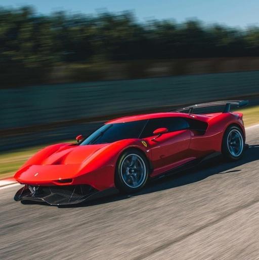 新车 | 迄今为止最快、最漂亮的法拉利?