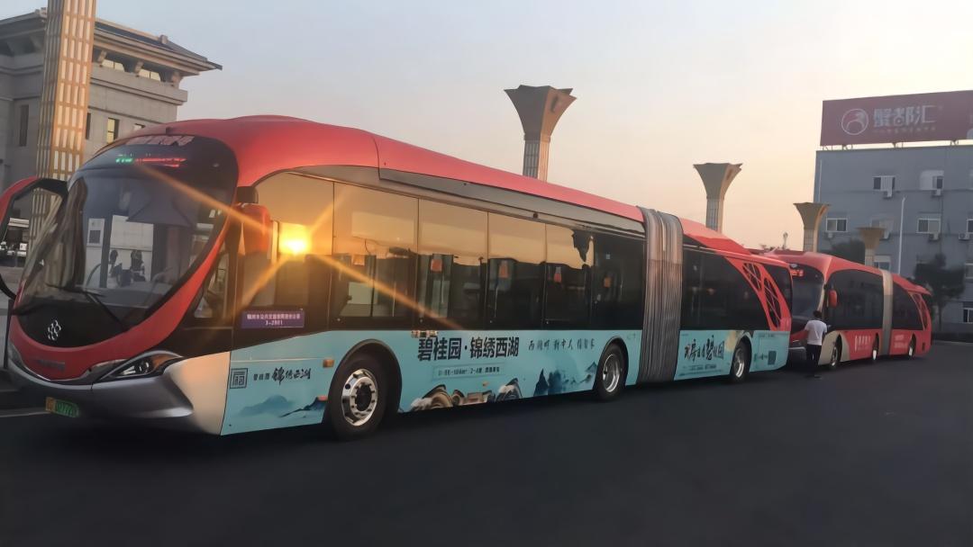 董明珠造5G公交车 造型可有效减轻风阻