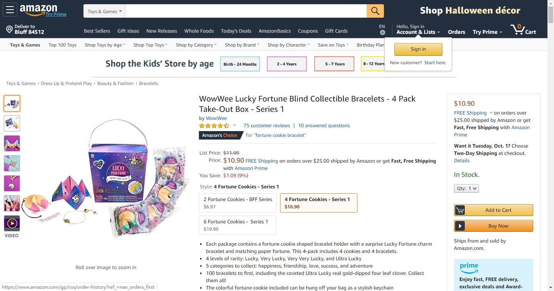 旺季选品攻略:20款亚马逊、沃尔玛平台上畅销的儿童玩具