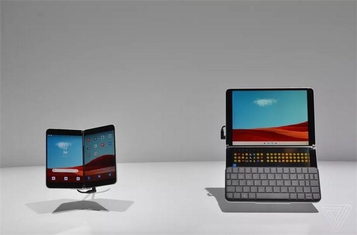 谷歌的胜利:微软Surface Duo搭载Android系统和谷歌-梦之网科技