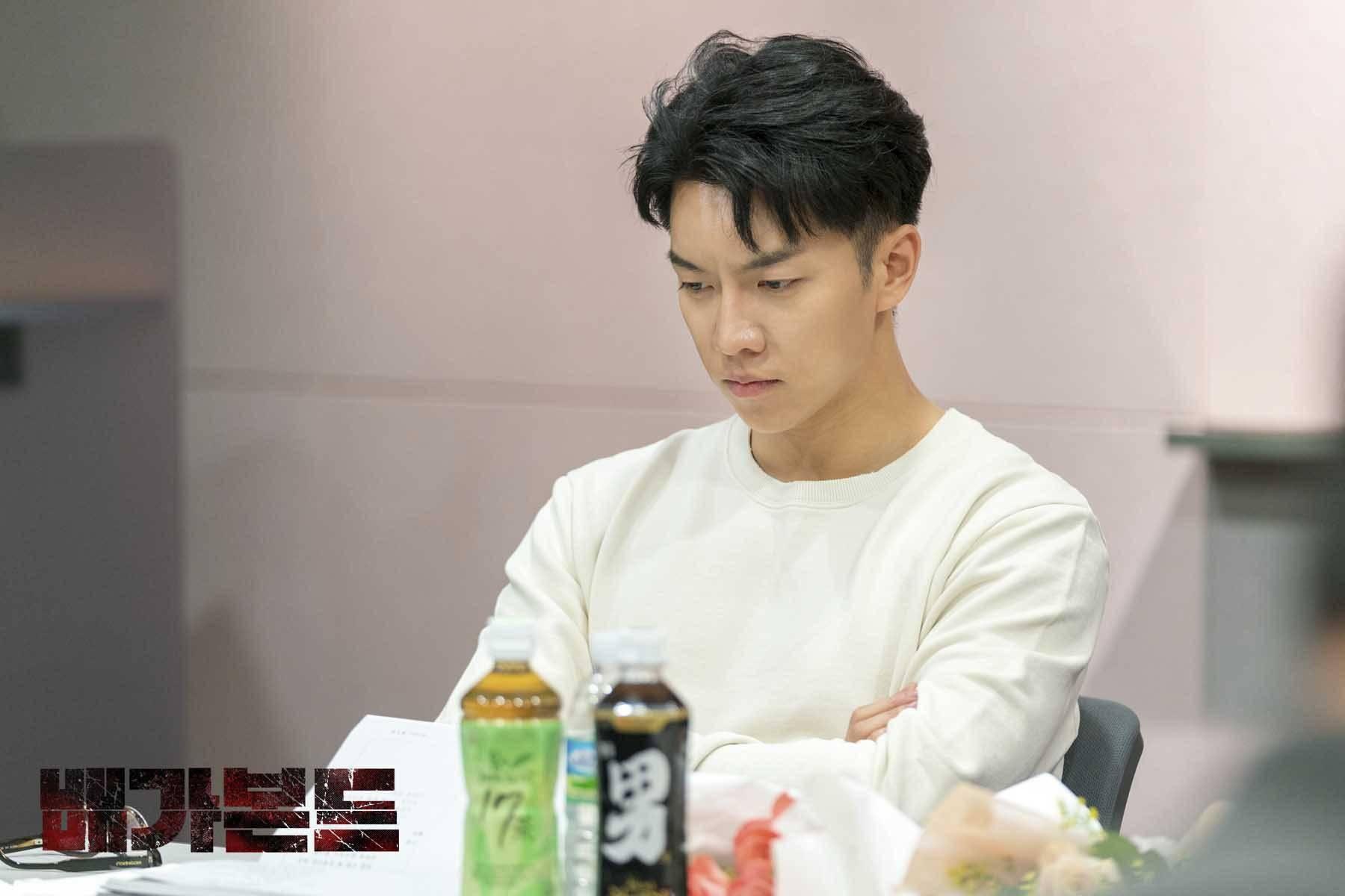李昇基秀智继《九家》之后再合作,新剧9月20日首播,备受期待