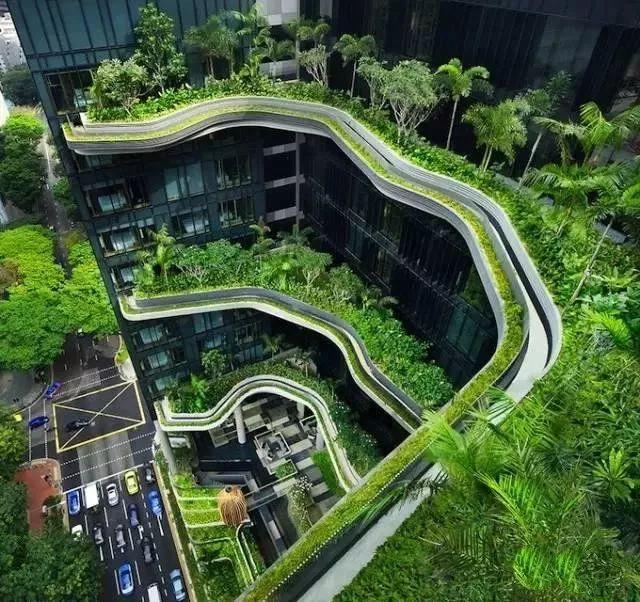 屋顶阁楼装修_屋顶花园装修_屋顶自建休闲花园