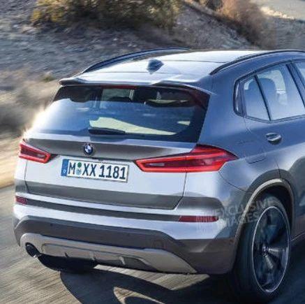 直面奥迪Q2L,比X1更小的宝马SUV要来了,网友:难道要叫X0?
