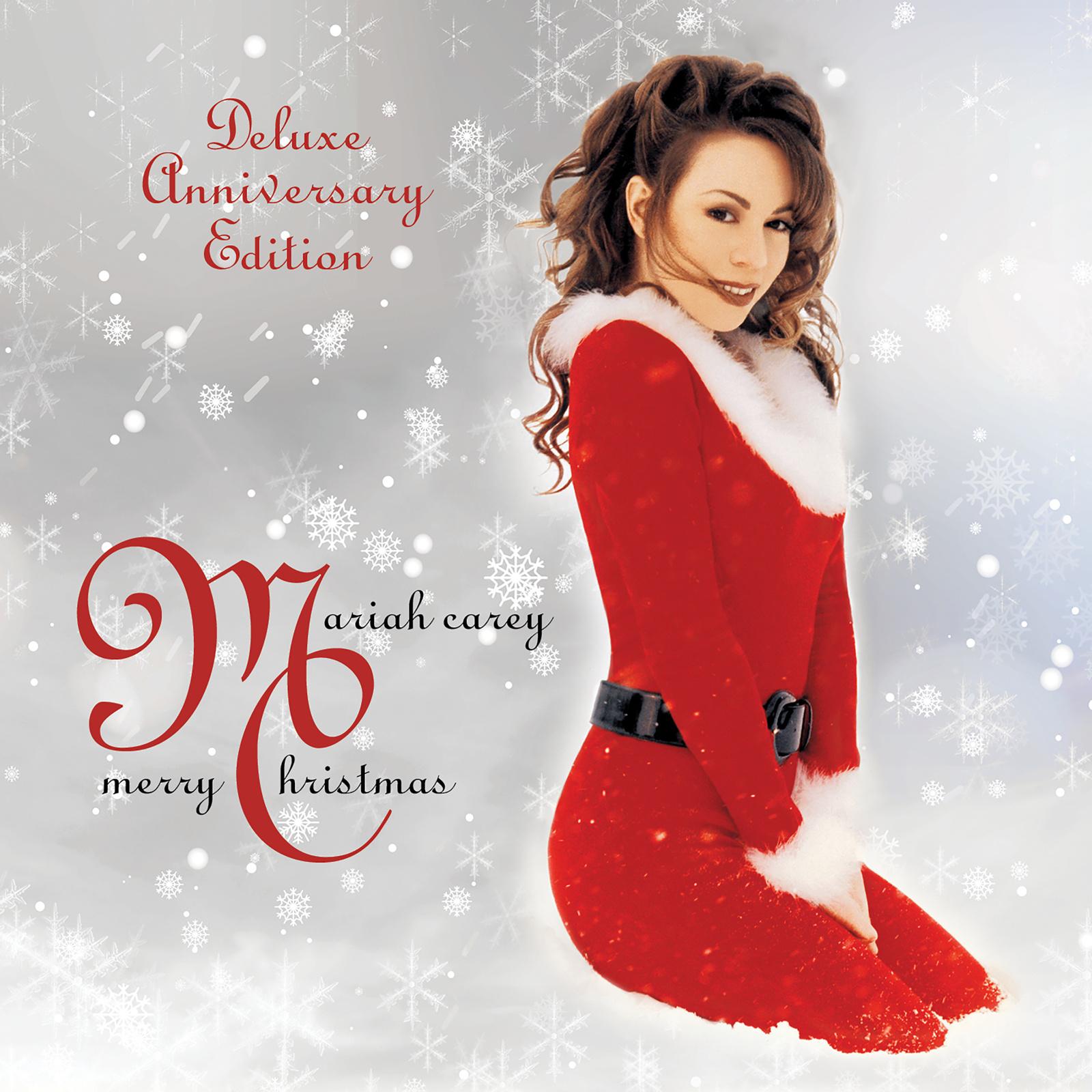 瑪麗亞·凱莉圣誕金曲發行25年成冠軍單曲,破多項紀錄