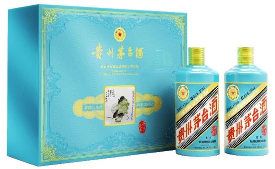 """茅台股份鼠年纪念酒再组""""生肖天团"""",3个品牌7款产品重磅发布有""""5新"""""""