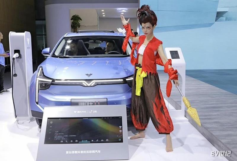 """从广州车展看谁在""""接盘""""造车新"""