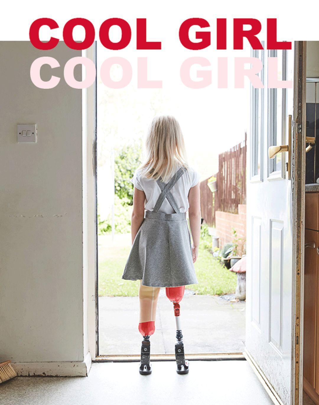 失去双腿却惊艳纽约时装周,这位9岁少女告诉我们:I AM FEARLESS