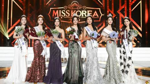罕見!7名韓國小姐集體拒絕赴日本參賽