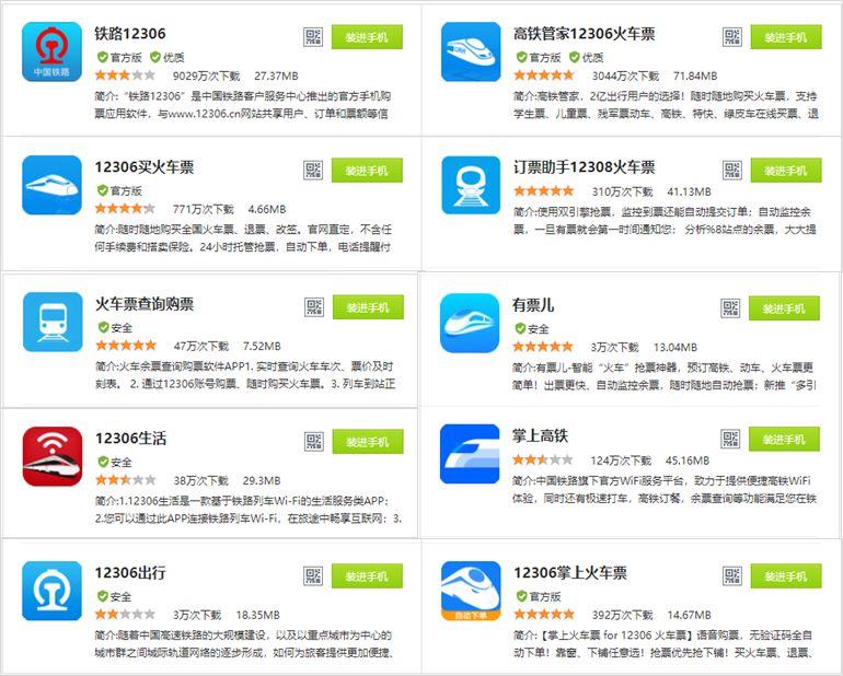 盗版12306骗3000万人下载,暴利高仿App是如何花式捞钱的?
