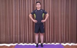 简单的勾脚尖肌肉,每天坚持增强腿部动作,拉伸膝关节会所v脚尖花垣图片