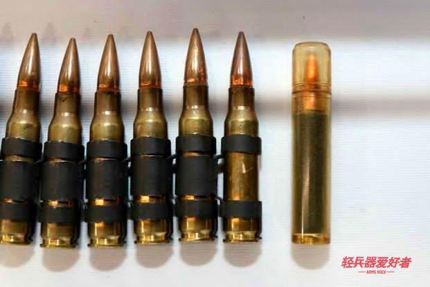 美军未来子弹大猜想:金属VS塑料,谁将主导未来战场?