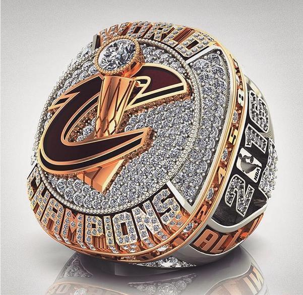 NBA冠军戒指多昂贵?最贵戒指镶76颗钻能换北京一套房