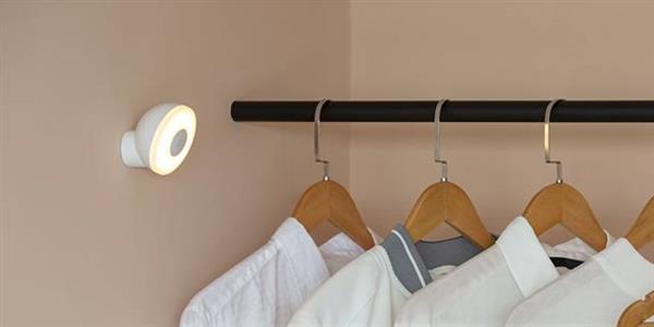 米家夜灯2正式众筹:双挡亮度 360°立体光