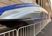 时速600公里!高速磁悬浮列车实车亮相杭州