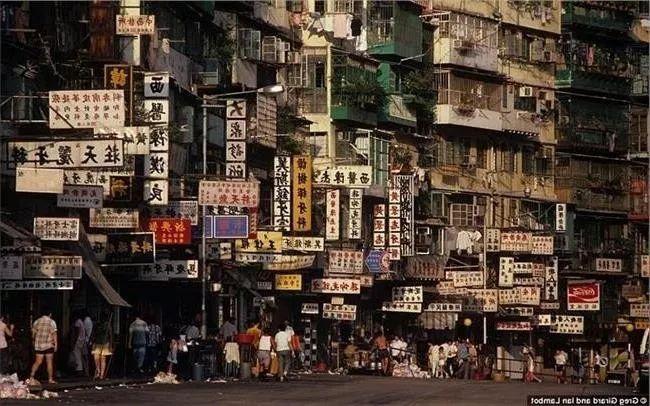香港九龙城寨图_九龙城寨,香港最后的颤栗_凤凰网文化读书_凤凰网
