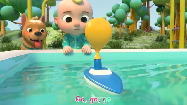 长气球编小猪步骤图解