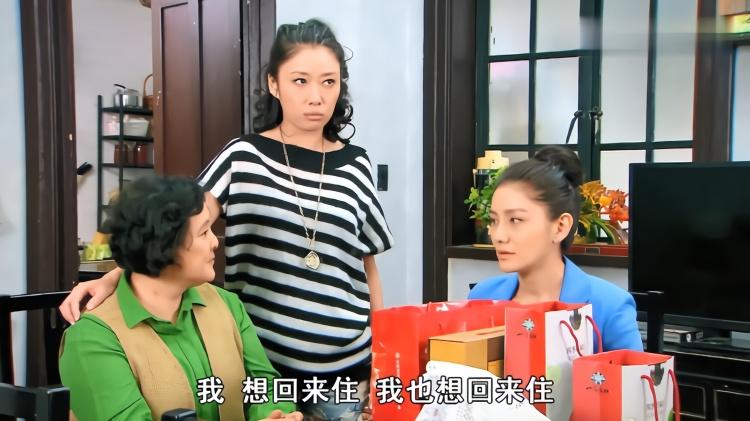 孩奴:胡可拖家带口搬回娘家,亲妈拒绝:嫁出去的女儿泼出去的水