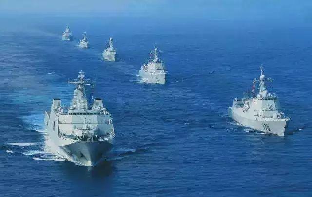 一次退役8艘军舰,中国海军啥时候如此财大气粗了?