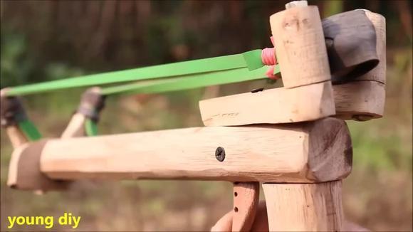 手工制作,自制角磨机支架