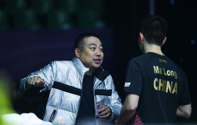 乒乓球-国际乒联男足世界杯,马龙晋级八强 韩国公开赛马龙晋级男单决赛