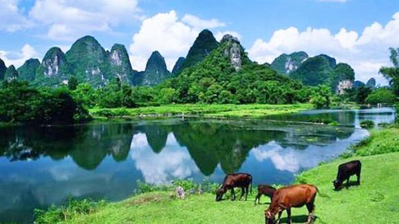 """广西""""最委屈""""的地方,景色不输桂林,却因""""音乐剧""""被误解多年"""