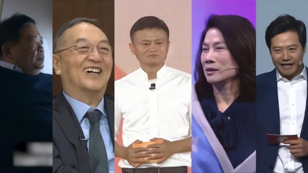 财经大佬的2019:豪言壮志与功成身退