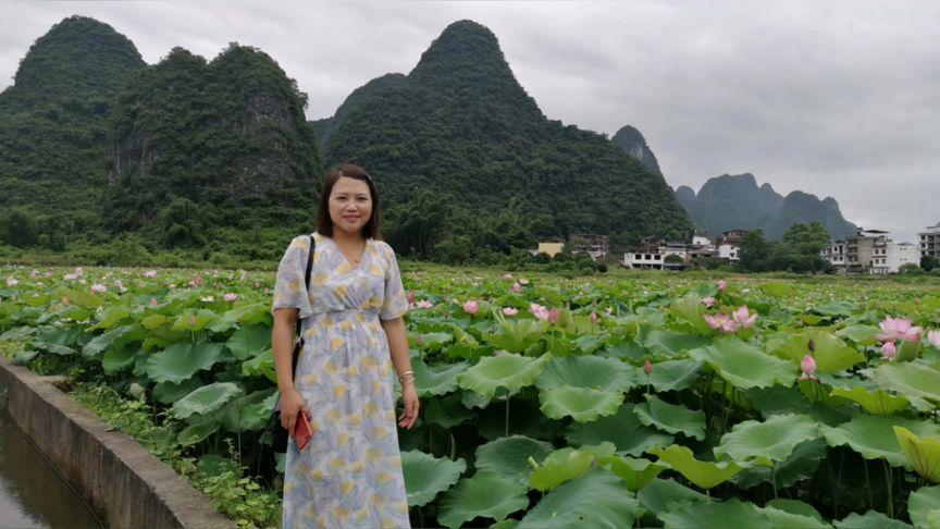 """广西这个地方,比桂林漂亮,比阳朔更美,号称""""水上桂林"""""""