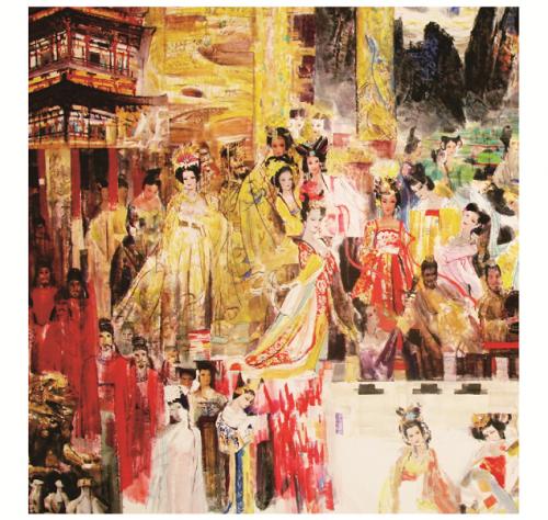 """""""大唐盛世""""茉莉贡茶系列产品发布 兼具艺术和收藏价值"""
