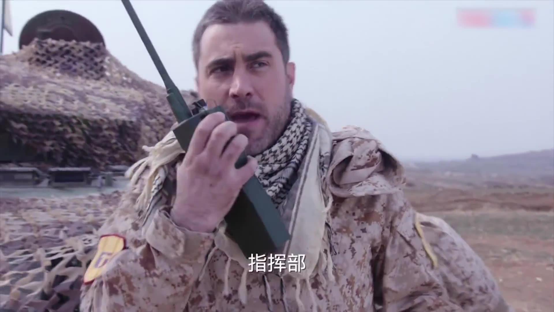 外军为超车去爬山,反而自己坦克出故障落后中国,聪明反被聪明误