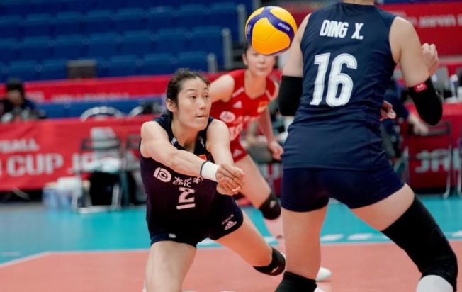 中国女排天下杯三连胜,中国女足亚少赛完胜韩国