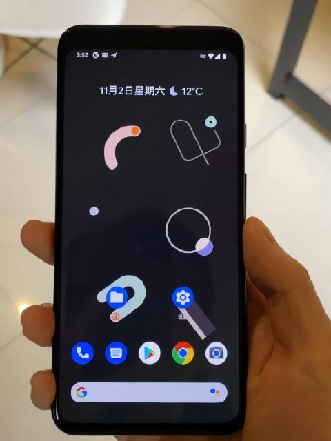 最流畅 Android 机,Google
