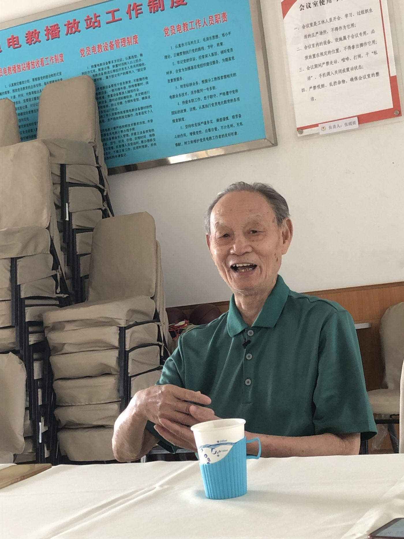 山区助学20年 退休老兵播种希望
