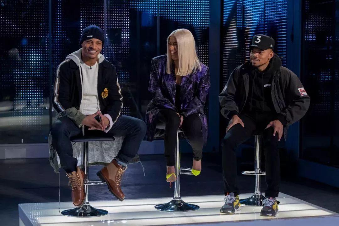 嘻哈还是美国最地道,Rhythm + Flow 看了吗? 娱乐头条 第2张