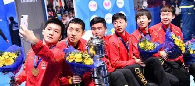 日本张本智和0-4连续惨败 国乒5大主力冲冠