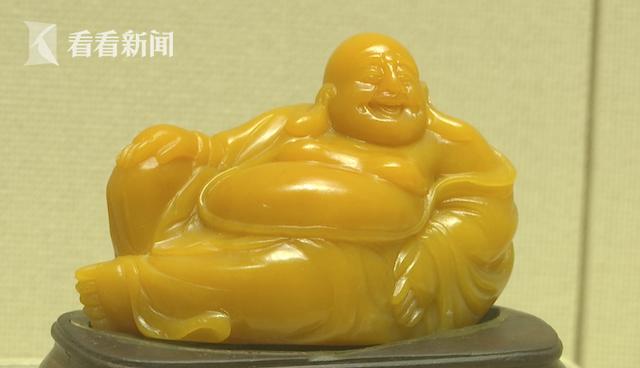 """沈阳故宫举办""""千山天煌""""艺术展"""