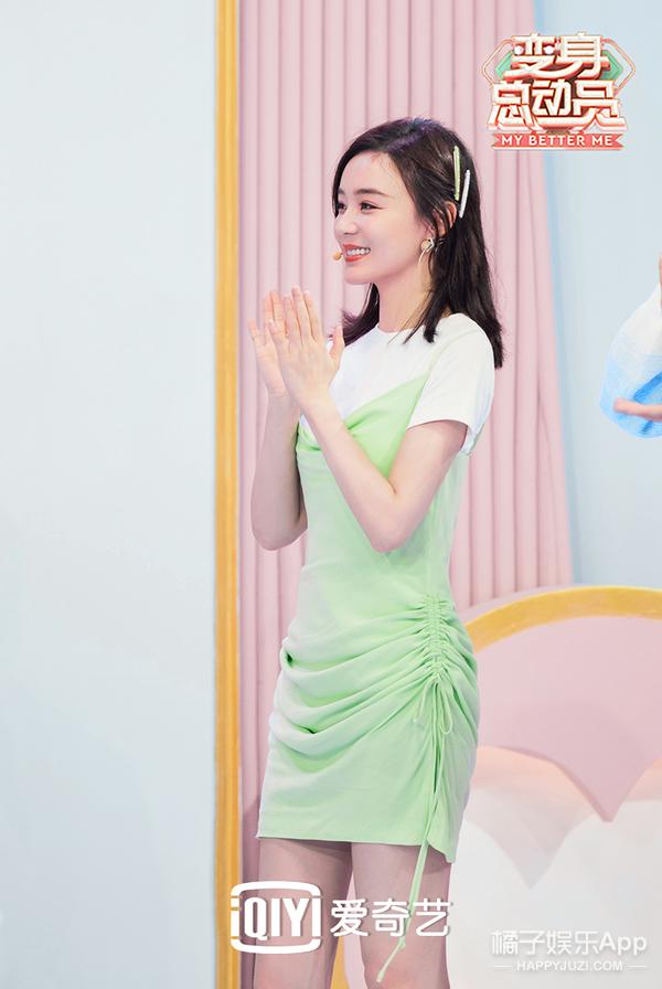 《变身总动员》袁姗姗择偶标准公开健身达人腰伤原因揭晓