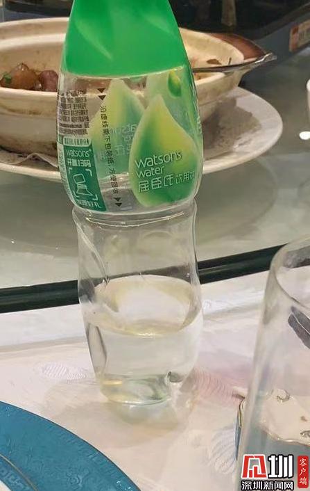 酒楼误将漂白水当矿泉水 大学生喝完倒地打滚