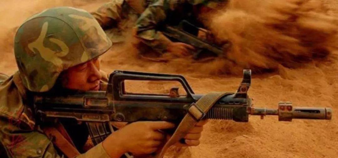 枪械冷知识:关于95式步枪的10个