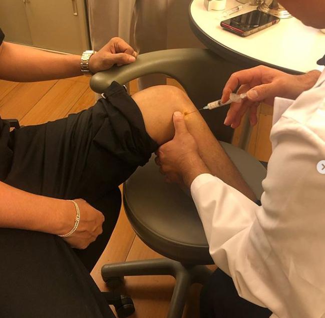 罗志祥腿伤严肃被送病院,疼痛难忍靠打麻醉针缓解多聚磷酸盐