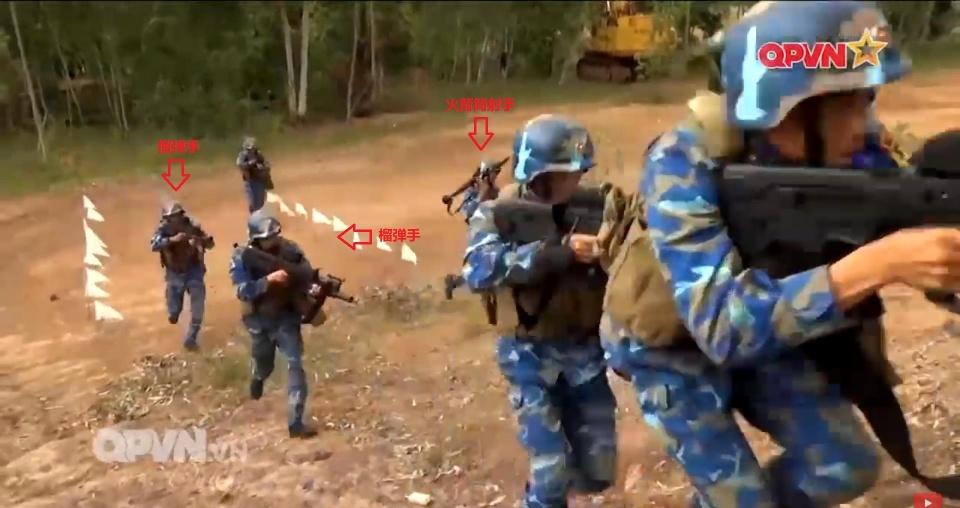 """每班配3具""""步兵炮""""!越南陆战队班组火力不可小觑"""