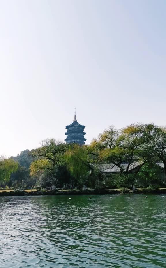 杭州一可媲美西湖的景区,景美却少有游人,你想来看看